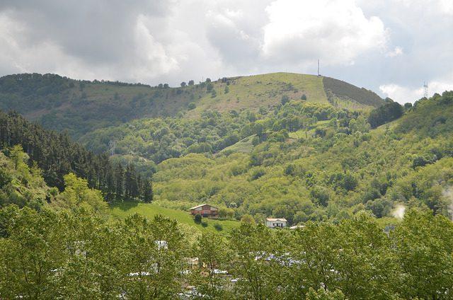5 ventajas de dormir en un hotel de montaña en el País Vasco