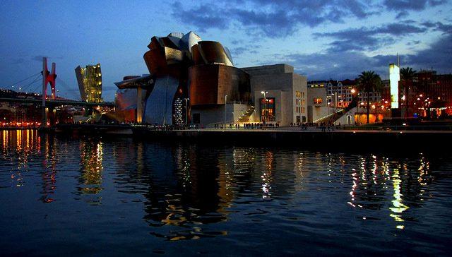 Bilbao (Vizcaya) - Qué visitar en el País Vasco