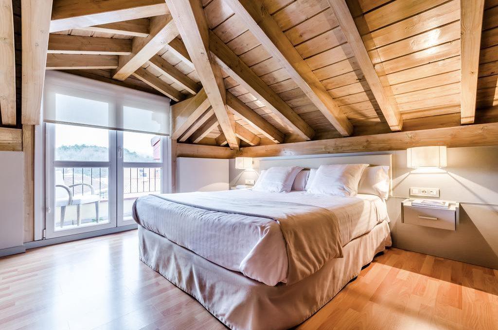 Habitación Hotel Nagusi (Murgia, País Vasco) - Hotel en el País Vasco
