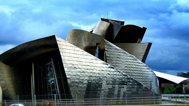 Museo Guggenheim, la joya del arte contemporáneo
