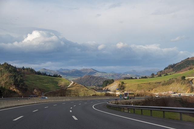 3 miradores de ensueño en tu ruta en coche por el País Vasco