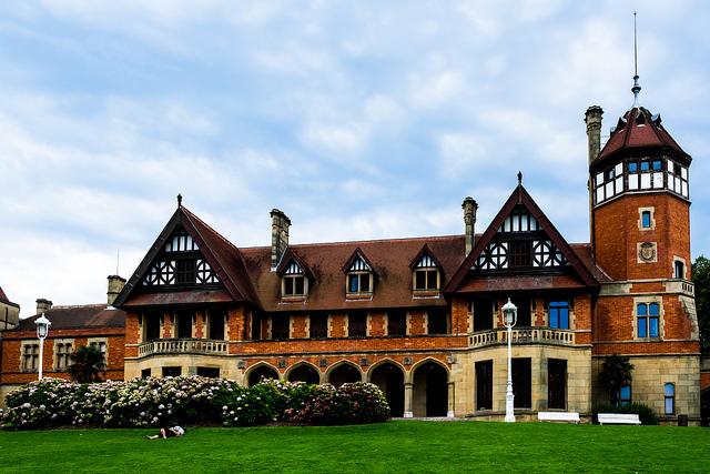 Palacio Miramar en San Sebastián (Guipúzcoa) - Qué visitar en el País Vasco
