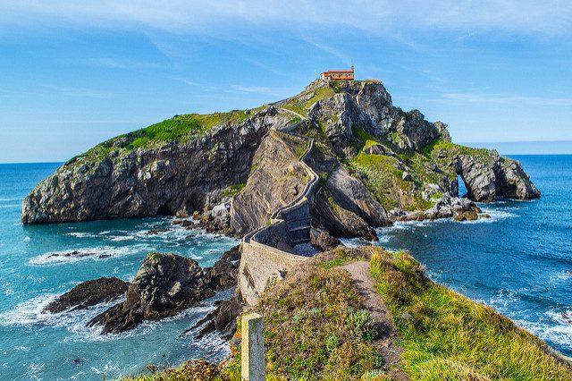 San Juan de Gaztelugaxte (Vizcaya) - Turismo en Euskadi