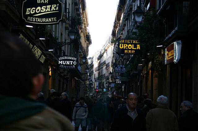 Parte Vieja de San Sebastián (Guipúzcoa) - Qué visitar en el País Vasco