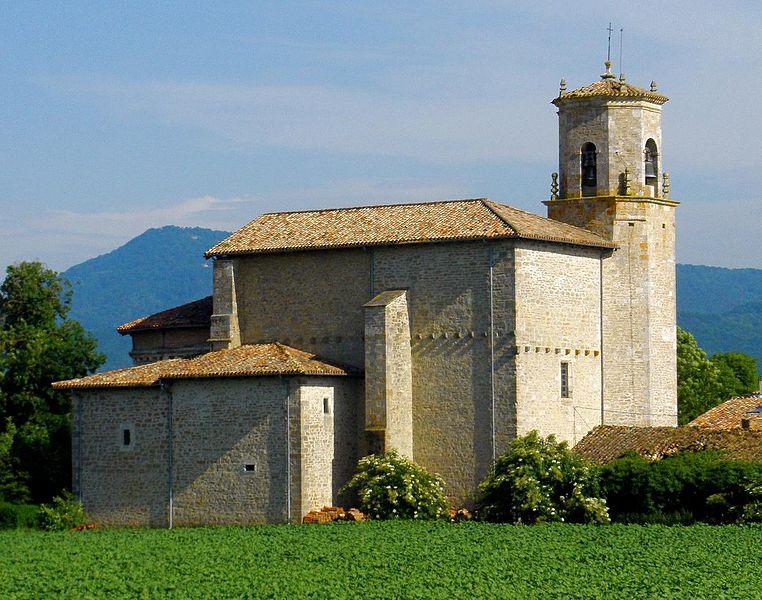 Iglesia de la Natividad de Nuestra Señora en Añua (Álava) - Qué visitar en el País Vasco