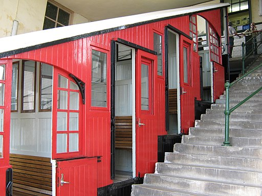 Funicular de Igueldo en San Sebastián (Guipúzcoa) - Qué visitar en el País Vasco