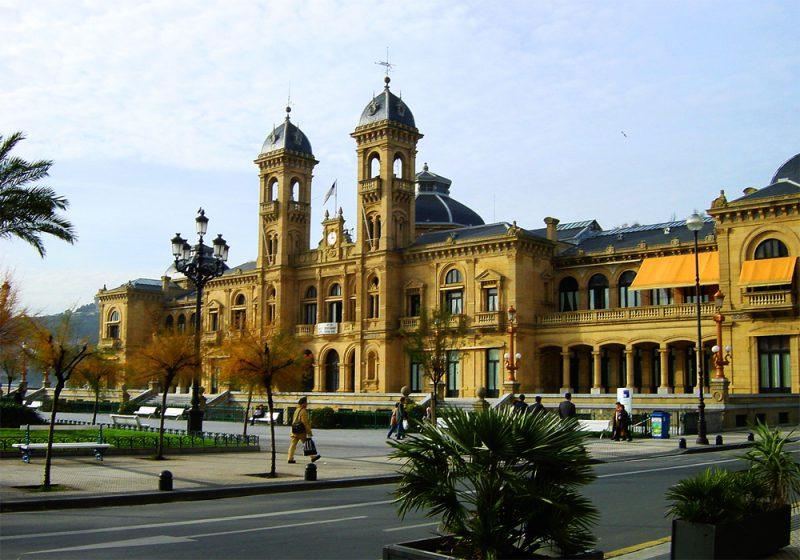 Ayuntamiento de San Sebastián (Guipúzcoa) - Qué visitar en el País Vasco
