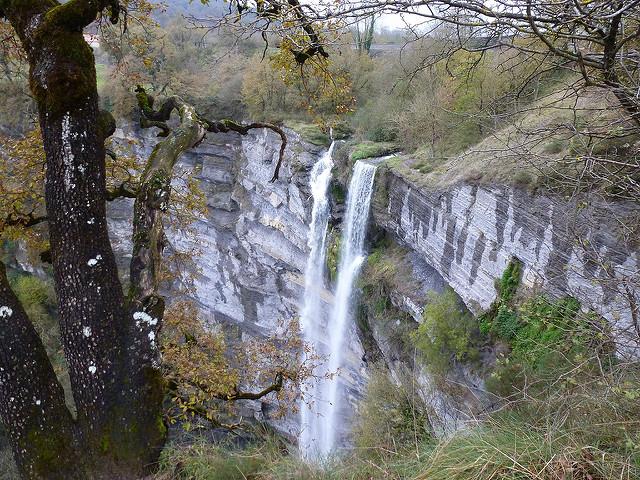Cascada de Goiuri - Hotel en el País Vasco