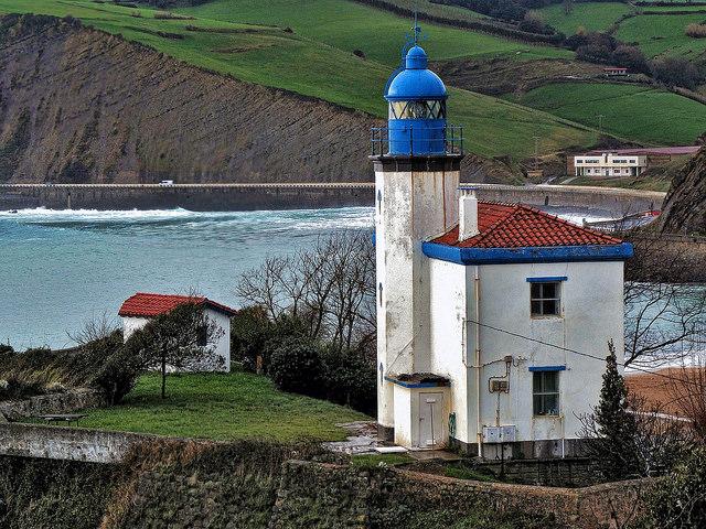 Faro de Zumaia - Qué visitar en el País Vasco