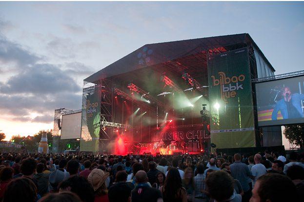 BBK Live en Bilbao (País Vasco) - Hotel en el País Vasco