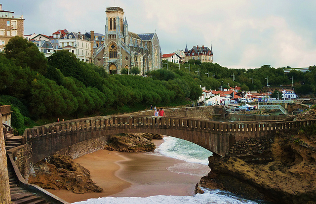 Biarritz (Francia) - Qué visitar en el País Vasco