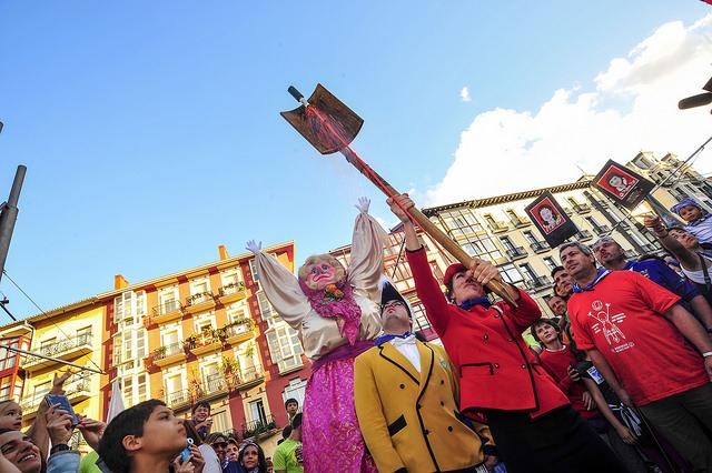 Txupinazo - Qué visitar en el País Vasco