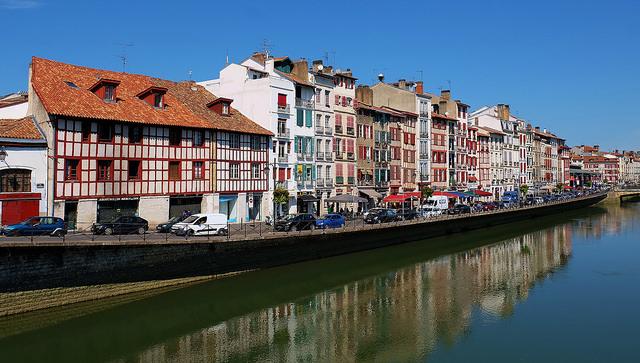 Bayona (Francia) - Qué visitar en el País Vasco