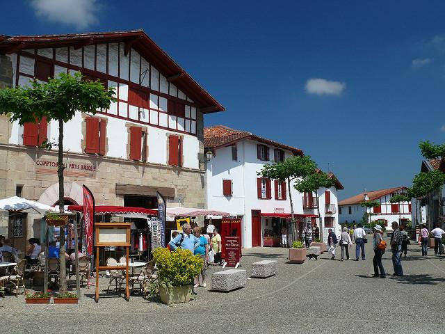 Espelette (Francia) - Qué visitar en el País Vasco