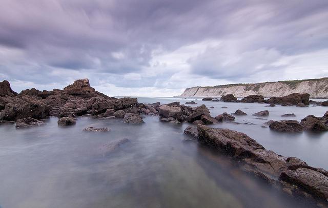 Playa de Arrigunaga - Qué visitar en el País Vasco