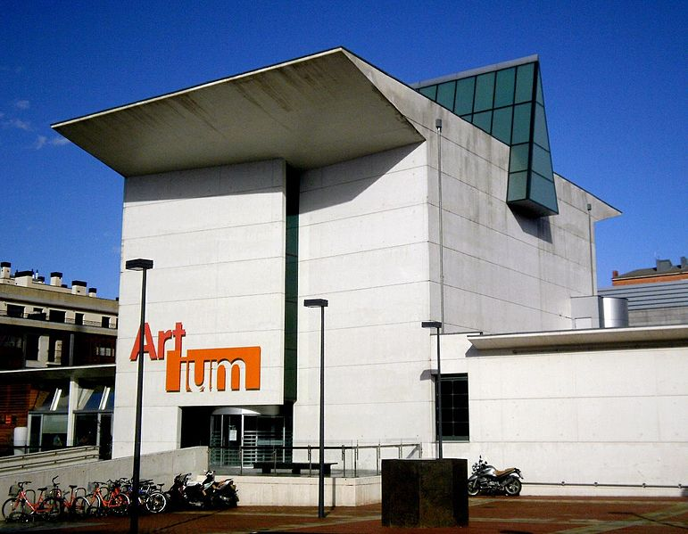 Artium en Vitoria (Álava) - Hotel en el País Vasco