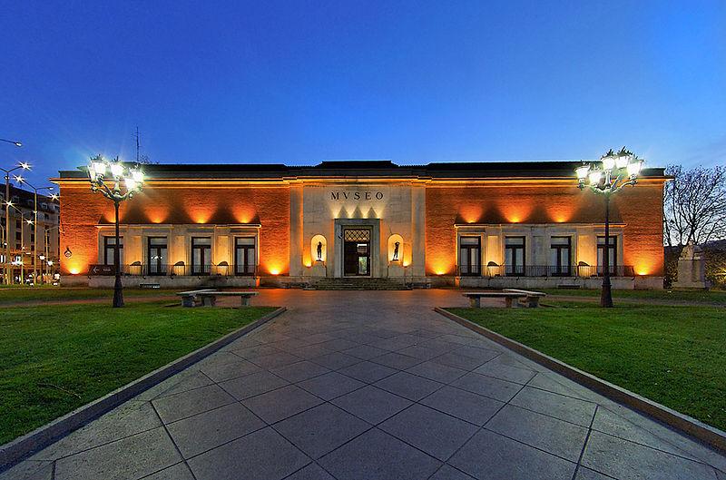 Museo de Bellas Artes en Bilbao (Vizcaya) - Hotel en el País Vasco