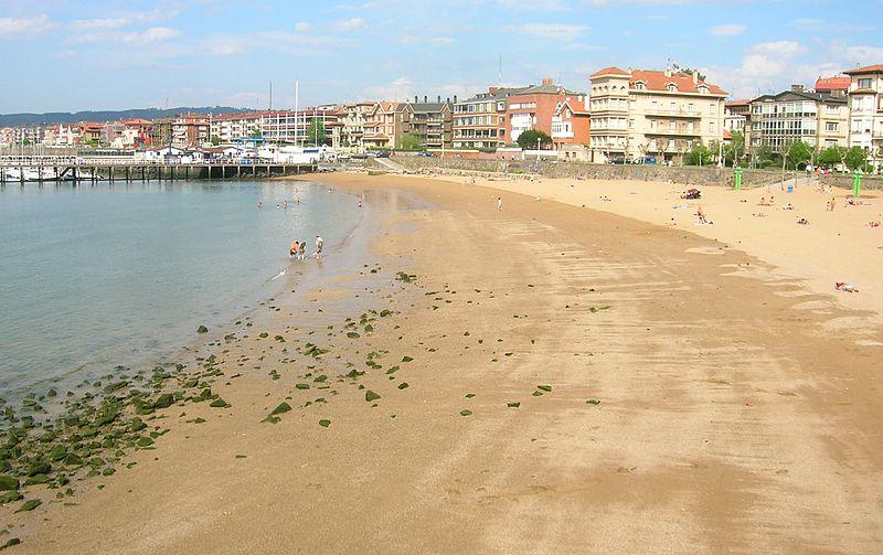 Playa de Las Arenas - Qué visitar en el País Vasco