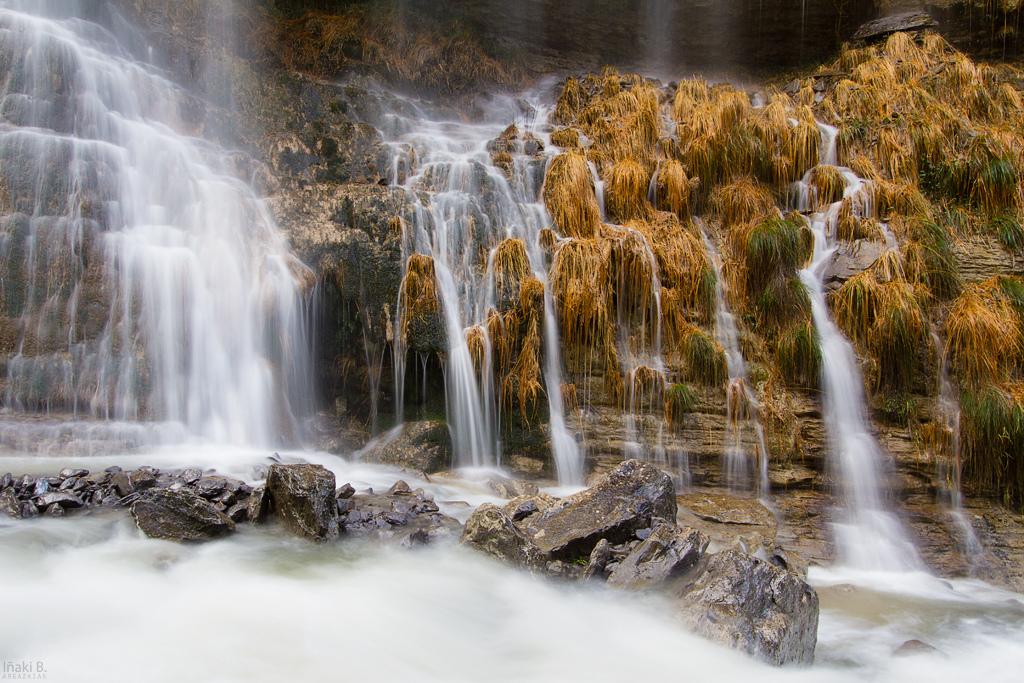 Salto del Nervión desde Delika - Qué visitar en el País Vasco