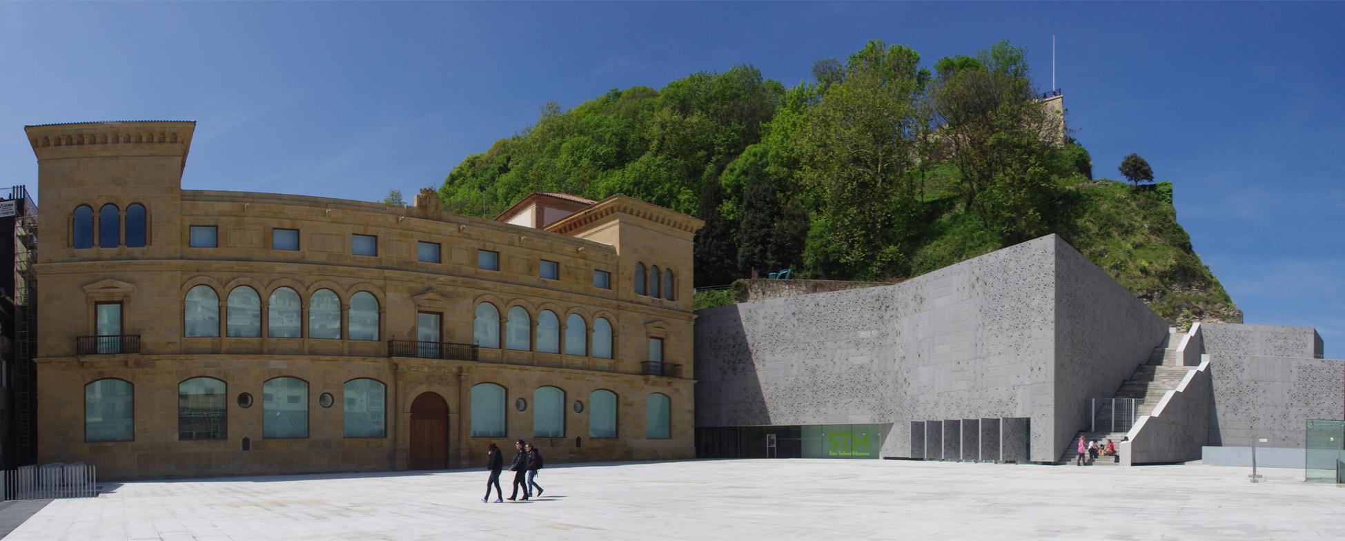 Museo San Telmo en San Sebastián (Guipúzcoa) - Hotel en el País Vasco