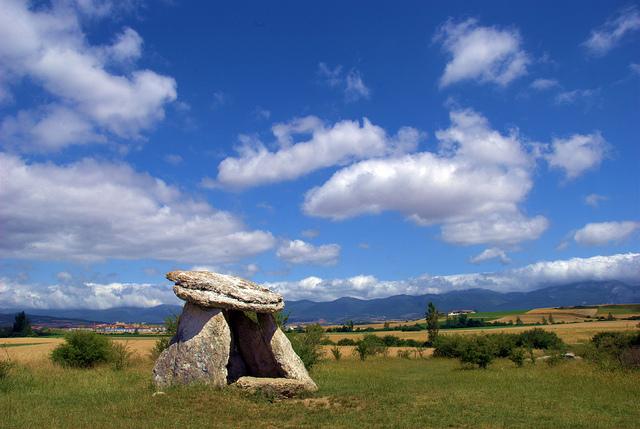 Dolmen de Sorginetxe - Qué visitar en el País Vasco