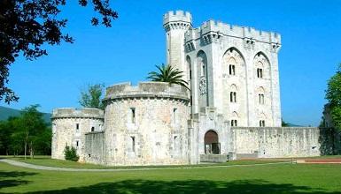 Castillo de Arteaga - Qué visitar en el País Vasco
