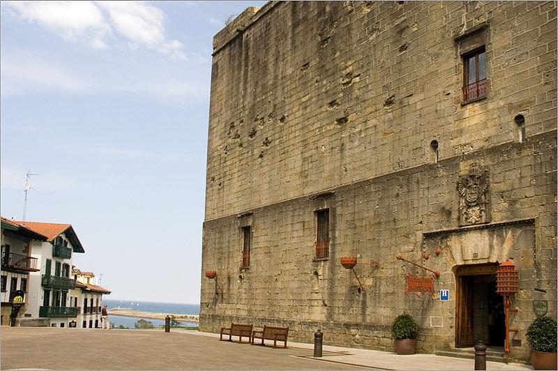 Castillo de Hondarribia - Qué visitar en el País Vasco
