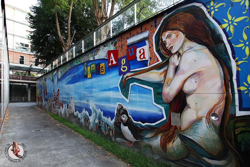 Somos agua / Somos arte - Qué Visitar en el País Vasco