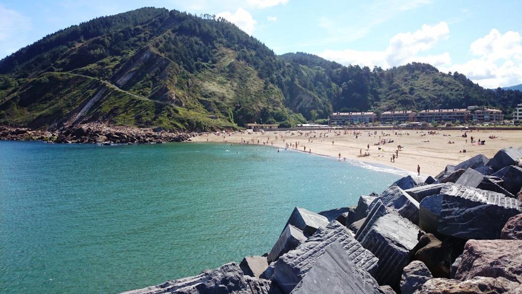 Playa Antilla en Orio (Guipúzcoa) - Qué visitar en el País Vasco
