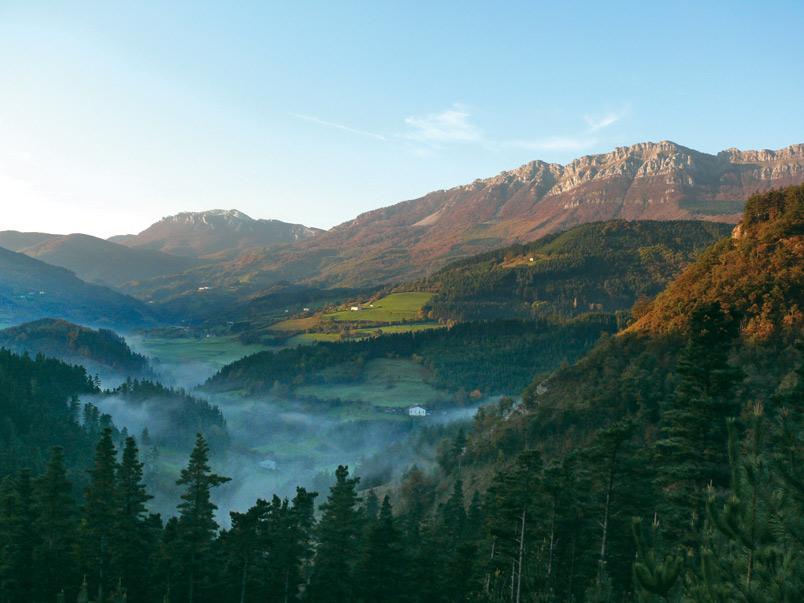 Parque Natural de Aizkorri-Aratz (Guipúzcoa) - Qué Visitar en el País Vasco