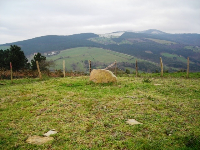 Dolmen de Katillotxu en Bermeo (Vizcaya) - Qué Visitar en el País Vasco