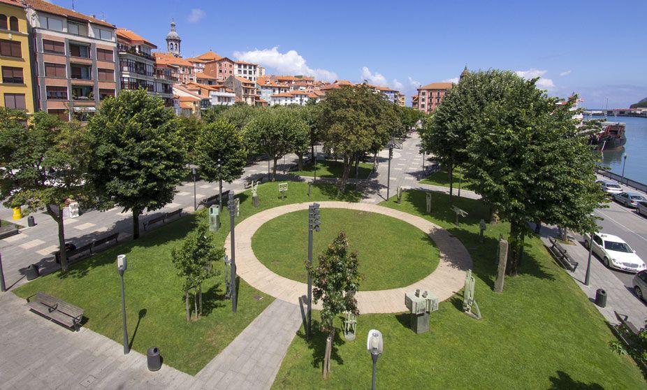 Parque Lamera en Bermeo (Vizcaya) - Qué Visitar en el País Vasco