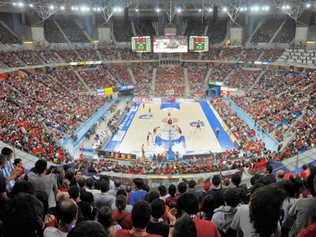 Fernando Buesa Arena en Vitoria (Álava) - Qué visitar en el País Vasco