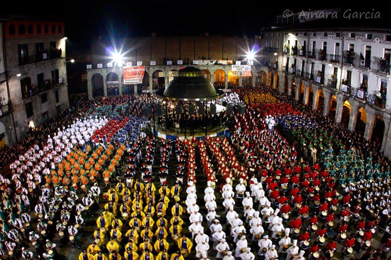 Tamborrada de San Sebastián (Guipúzcoa) - Qué visitar en el País Vasco