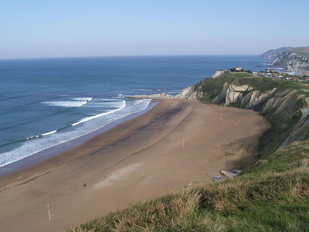 Playa de Barinatxe - Qué visitar en el País Vasco