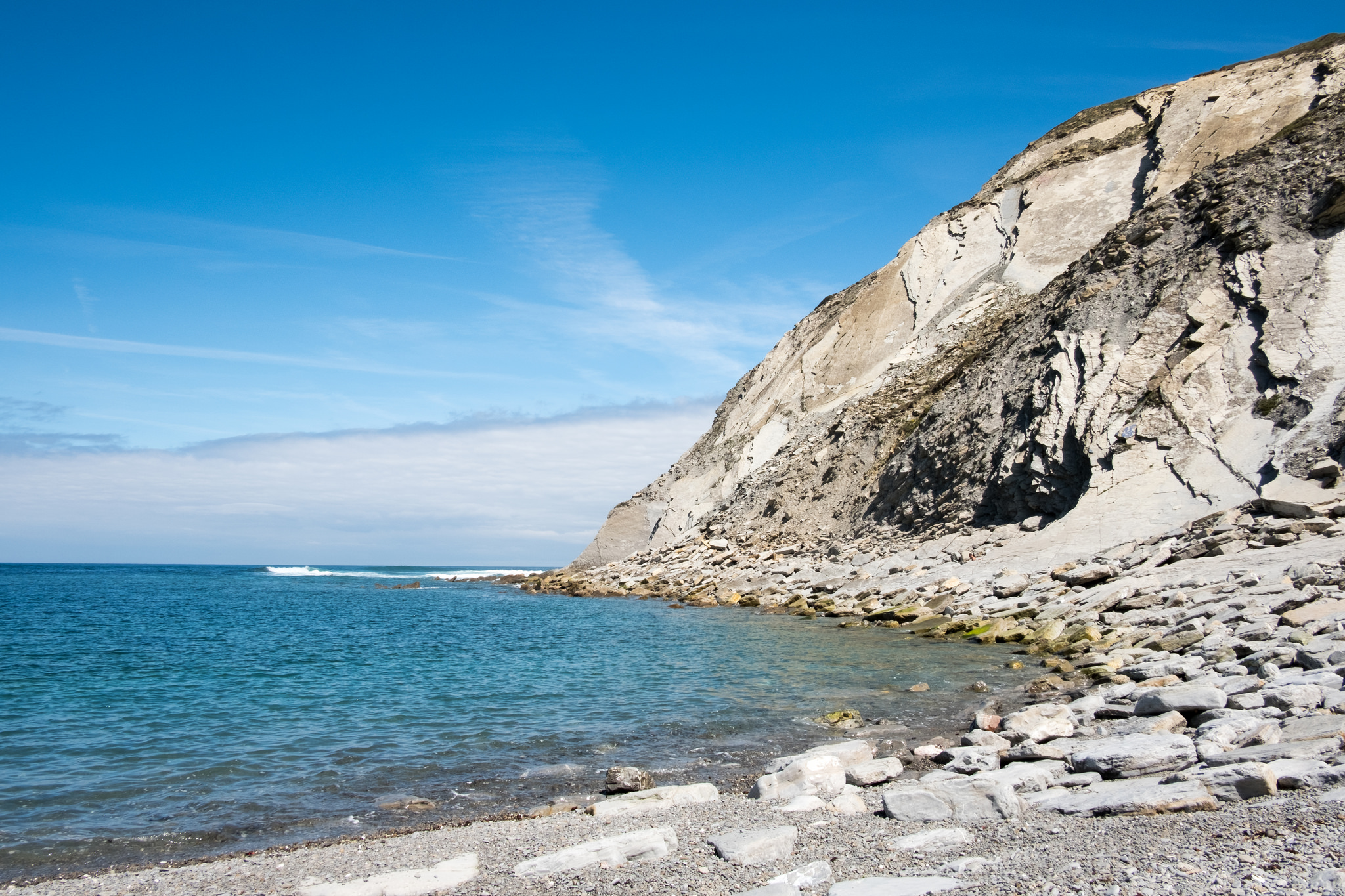 Playa de Meñakoz - Qué visitar en el País Vasco