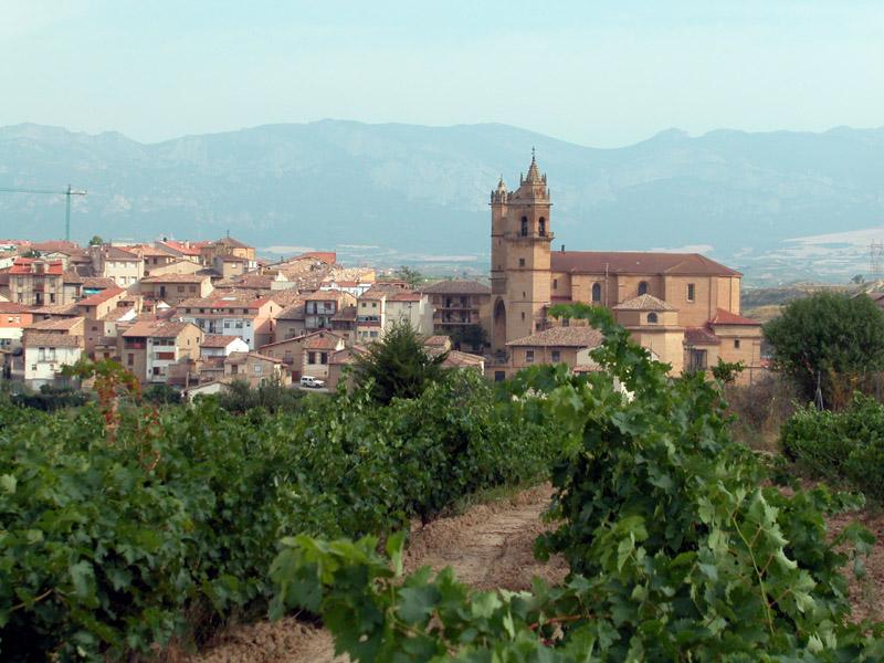 Elciego, una villa con encanto y gran vino