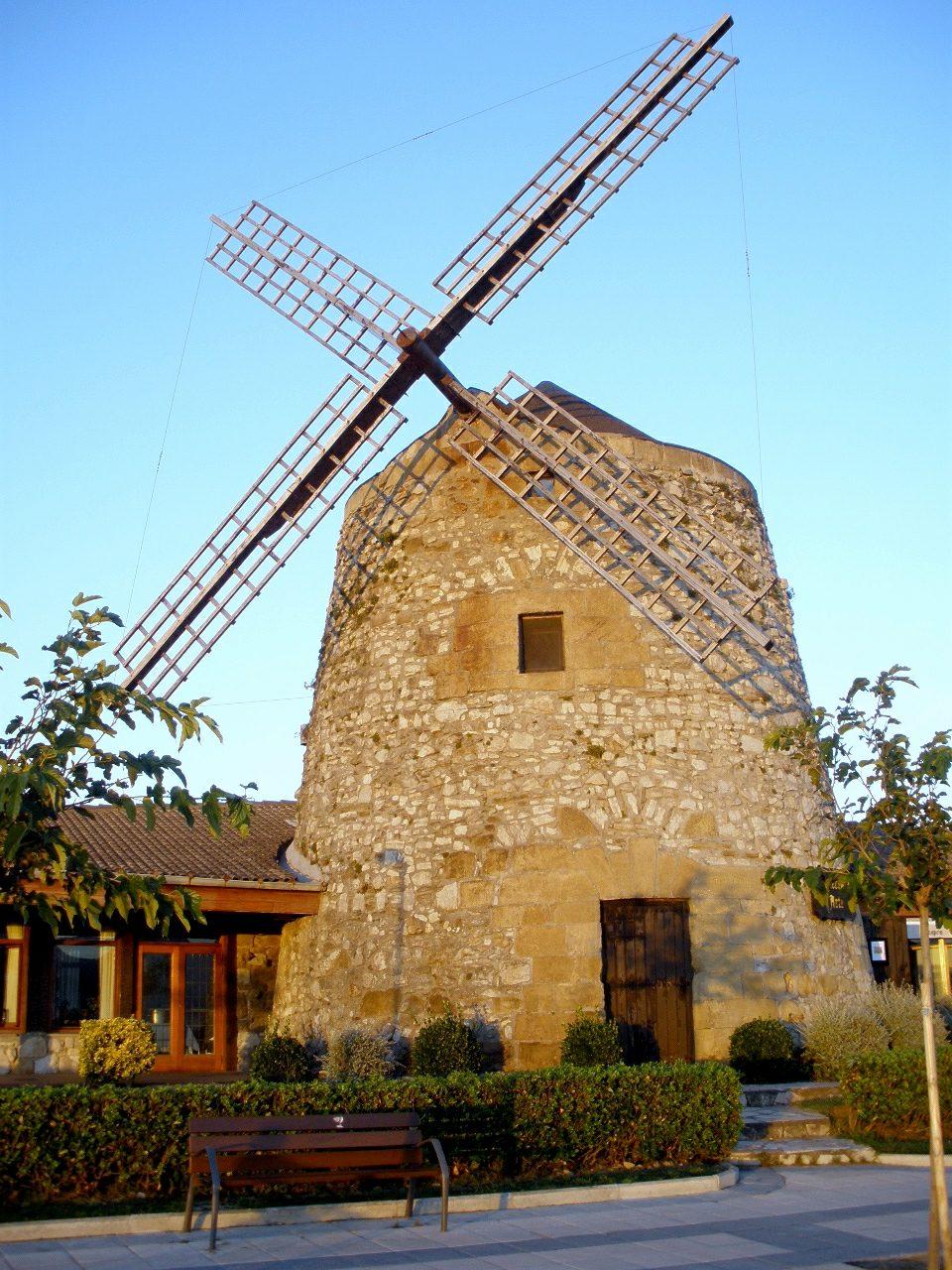 Molino de Aixerrota - Qué visitar en el País Vasco