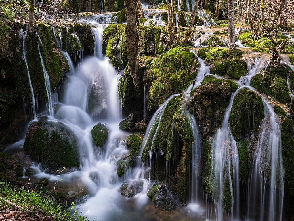 Cascadas de la Tobería - Qué Visitar en el País Vasco