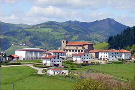 Gaintza (Guipúzcoa) - Qué visitar en el País Vasco