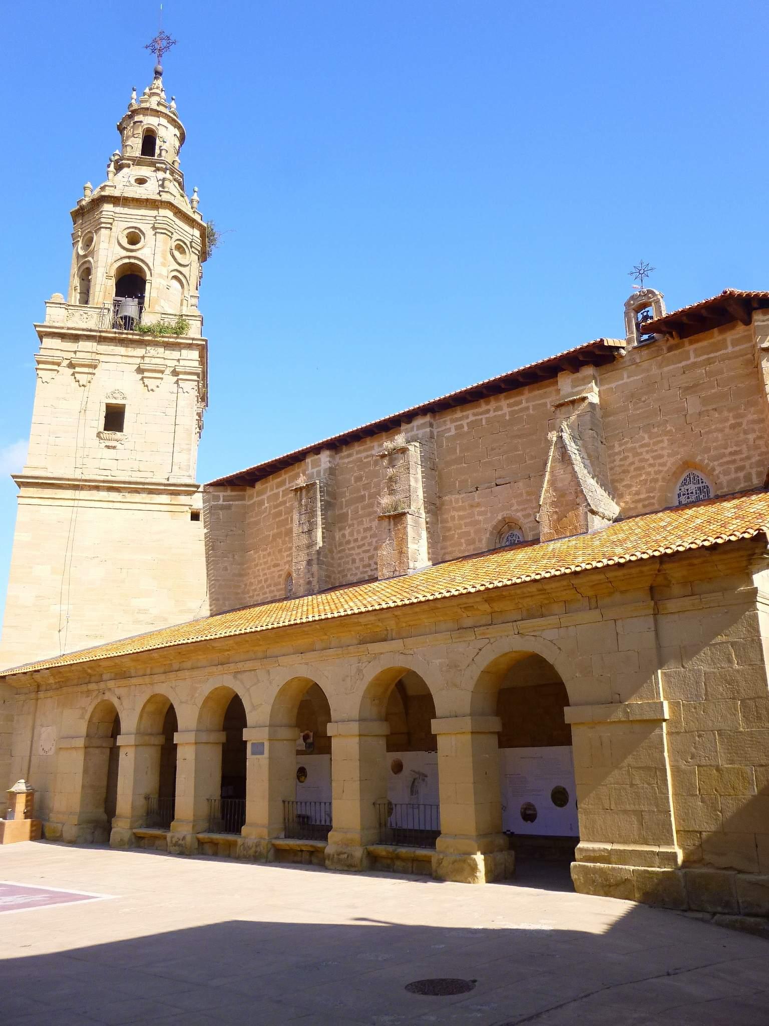 Iglesia de San Miguel, Labraza (Álava) - Qué visitar en el País Vasco