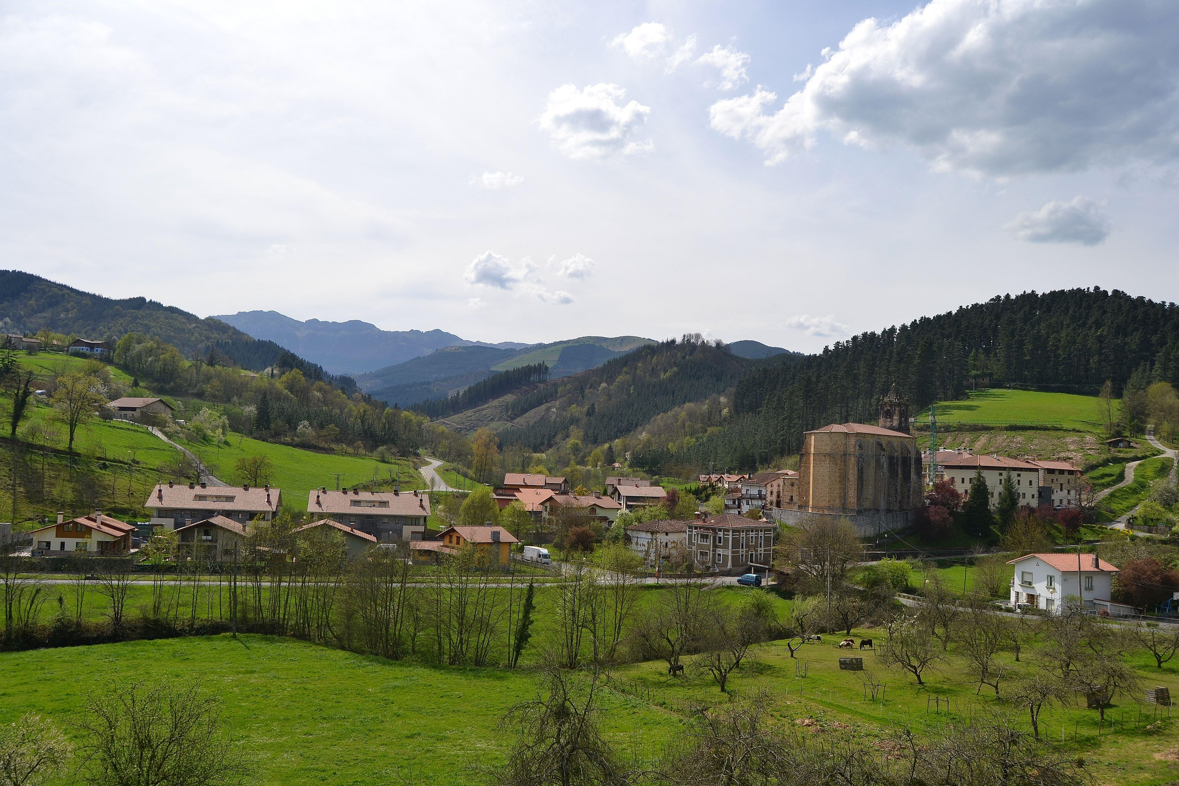 Mutiloa (Guipúzcoa) - Qué visitar en el País Vasco