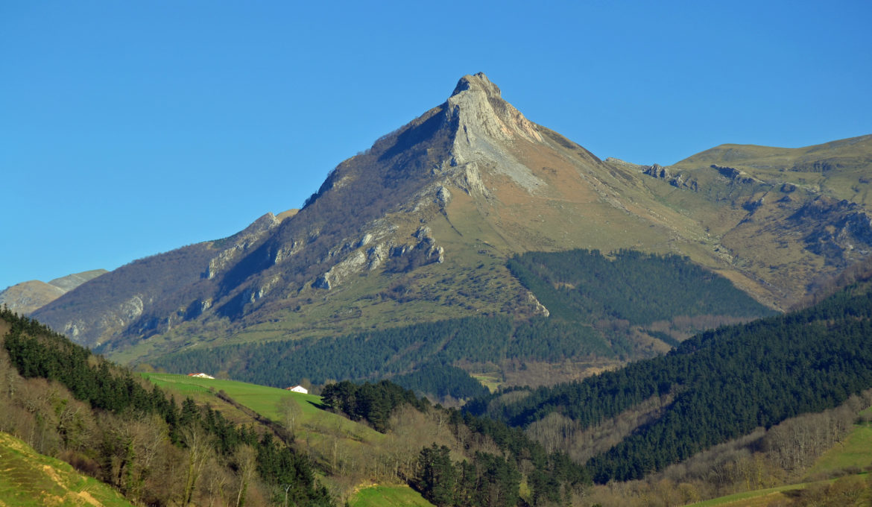 Txindoki, Sierra de Aralar (Guipúzcoa) - Qué visitar en el País Vasco