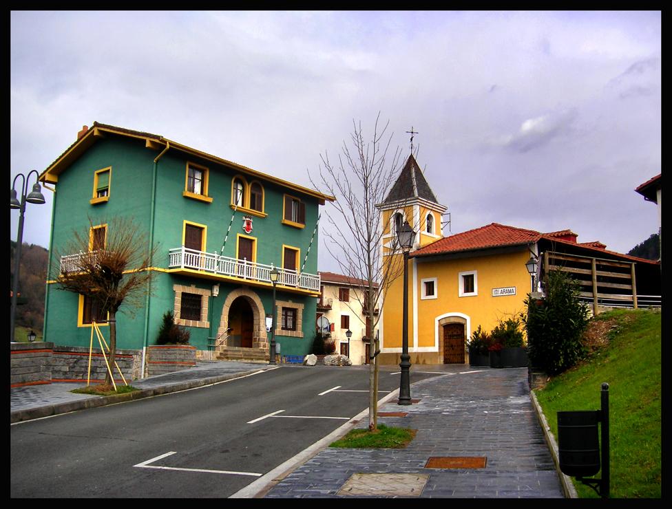 Itsasondo (Guipúzcoa) - Qué visitar en el País Vasco