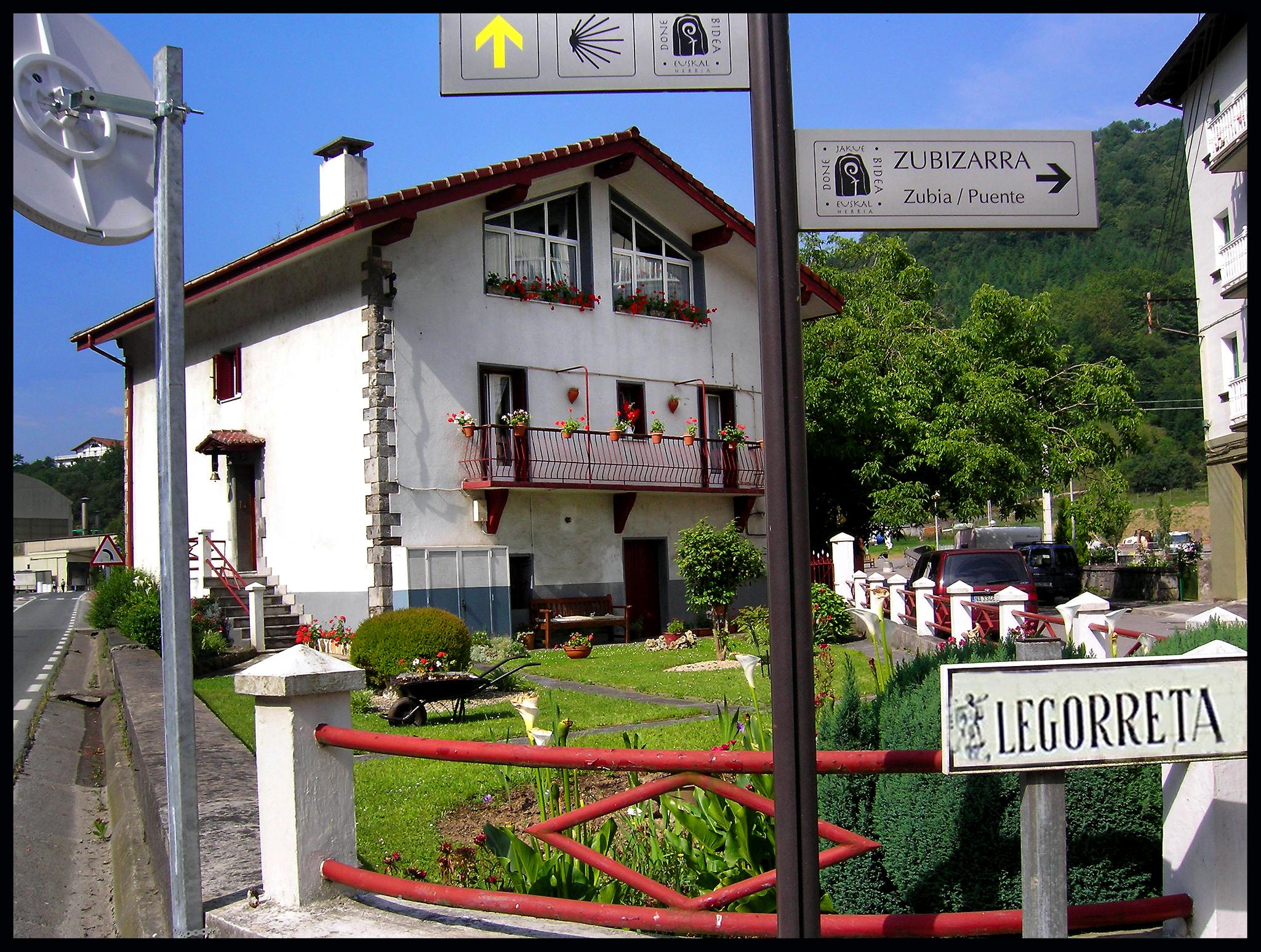 Legorreta (Guipúzcoa) - Qué visitar en el País Vasco