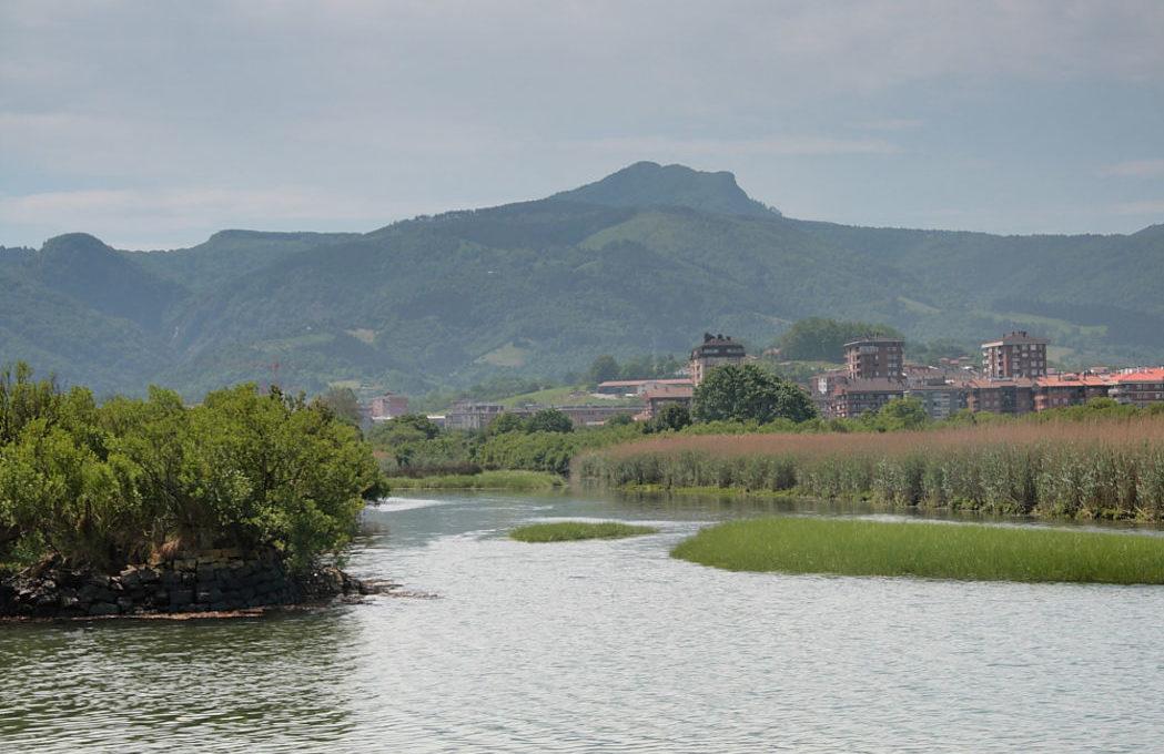 Peñas de Aia, un paisaje único en Guipúzcoa
