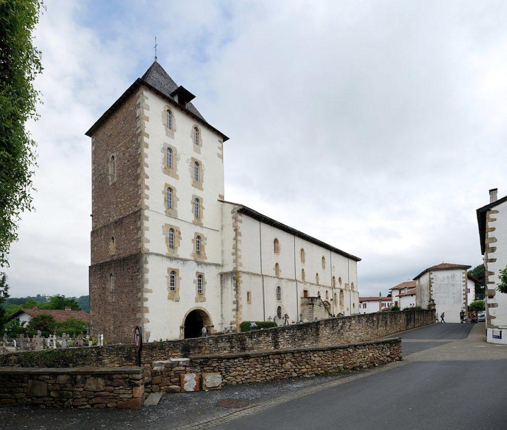 Iglesia de Saint-Martin, Sare (Francia) - Qué visitar en el País Vasco