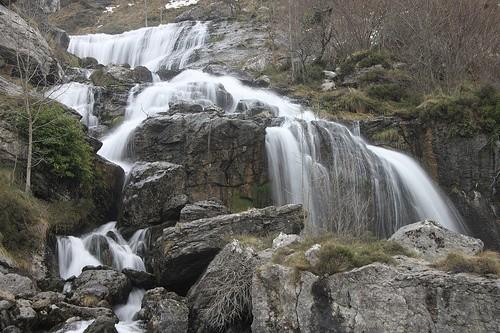 Cascada de Aldeabide (Vizcaya) - Qué Visitar en el País Vasco