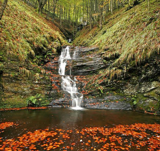 Cascada de Rebedules (Vizcaya) - Qué Visitar en el País Vasco