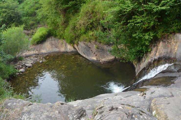 Cascada El Chorretón (Vizcaya) - Qué Visitar en el País Vasco